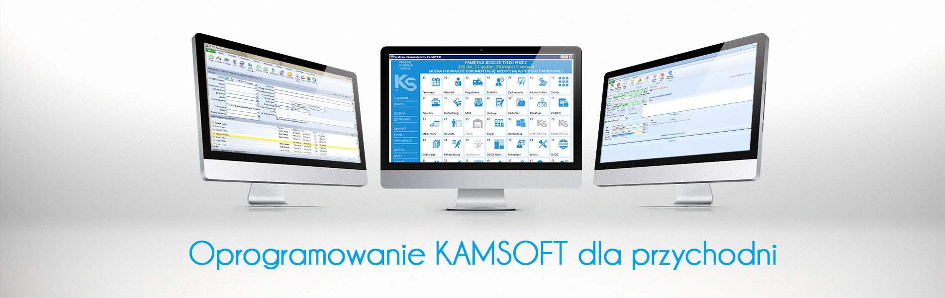 Asmmed Sławomir Opajdowski - kompleksowe rozwiązania informatyczne Kamsoft dla placówek medycznych